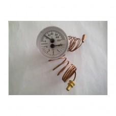 Ariston Manometre Basınç Ve Sıcaklık Göstergeli